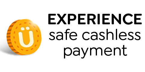 Experience safe cashless payments