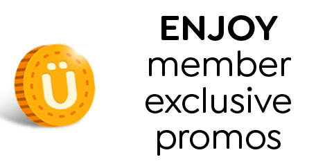 Enjoy member exclusive promos